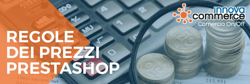 Regole dei prezzi PrestaShop