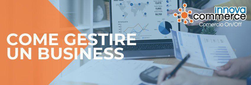 Come gestire un business